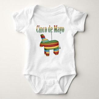 MEXICO Cinco de Mayo Baby Bodysuit