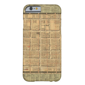 Mexico City 3 Barely There iPhone 6 Case