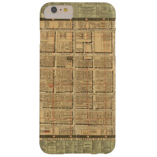 Mexico City 3 Barely There iPhone 6 Plus Case