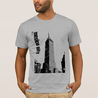 Mexico City B&W T-Shirt