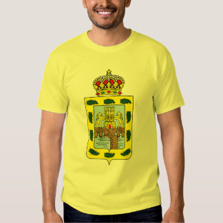 Mexico City Coat of Arms T-shirt