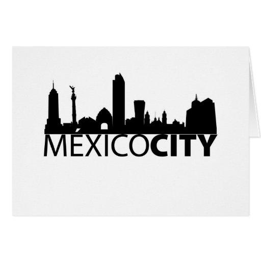 Mexico City Felicitacion
