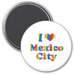 MEXICO CITY GAY PRIDE MAGNETS