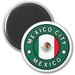 Mexico City Mexico Magnet