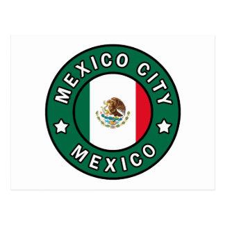 Mexico City Mexico Postcard