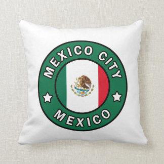 Mexico City pillow
