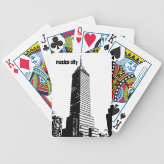 Mexico City playing cards