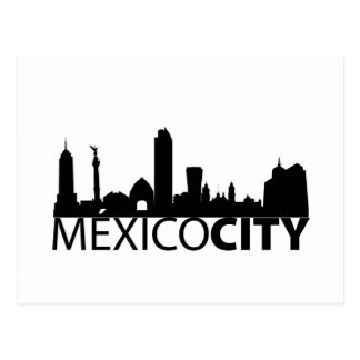 Mexico City Postcard