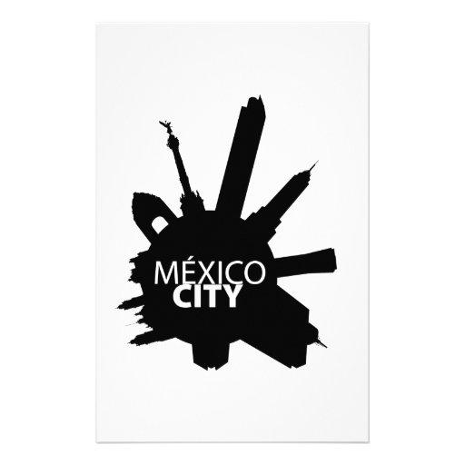 Mexico City Rounded Papeleria