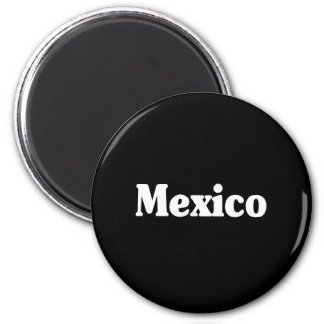 Mexico Classic Style 2 Inch Round Magnet