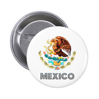 Mexico Coat of Arms Pin