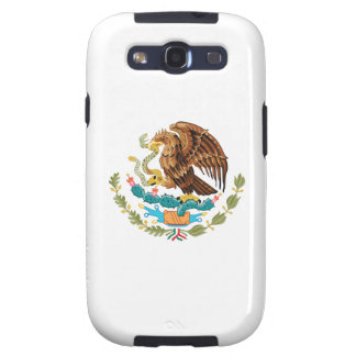 Mexico Coat of Arms Samsung Galaxy SIII Covers