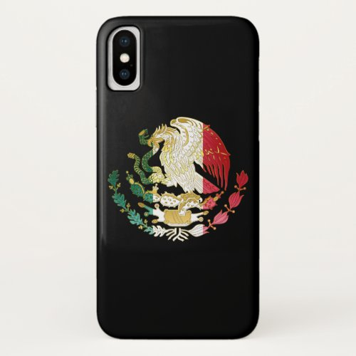 Mexico Coat of Arms Phone Case