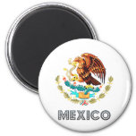Mexico Coat of Arms Fridge Magnets