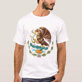 Mexico Coat of Arms Mens T-shirt