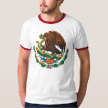 Mexico Coat of Arms T-shirt