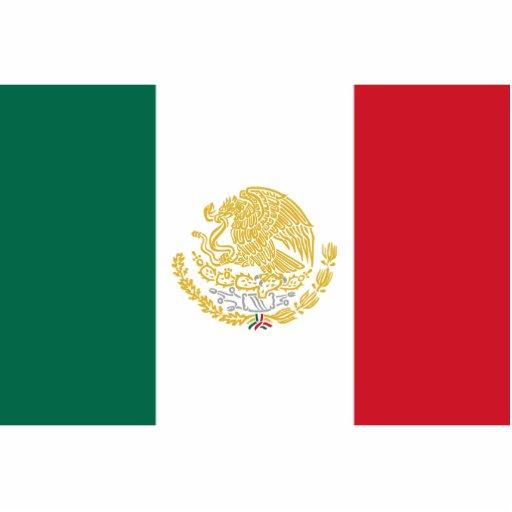 México con los brazos de oro y de plata, México Escultura Fotografica