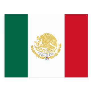 México con los brazos de oro y de plata, México Postal