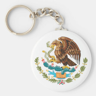 Mexico country flag nation symbol republic keychain