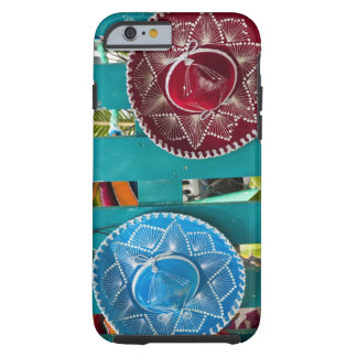 Mexico, Cozumel. Souvenirs in Isla de Cozumel Tough iPhone 6 Case
