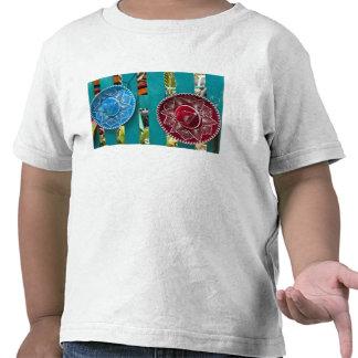 Mexico, Cozumel. Souvenirs in Isla de Cozumel Shirt