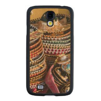 Mexico, Cozumel. Souvenirs in Isla de Cozumel Carved® Maple Galaxy S4 Case