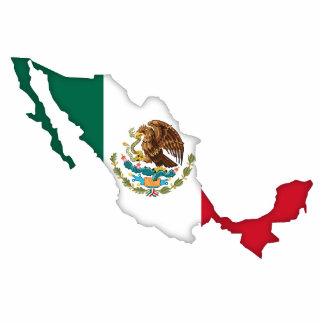 Mexico Cutout