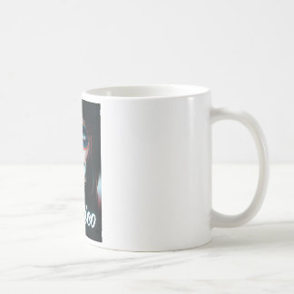 Mexico Day of the Dead Vacation poster Coffee Mug