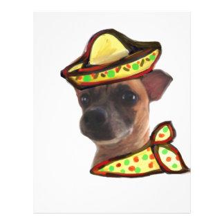 MEXICO DOG LETTERHEAD