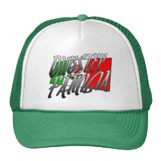 Mexico Dubstep Familia camiseta MX DUBSTEP Trucker Hat