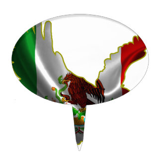 MEXICO EAGLE PRODUCTS CAKE TOPPER