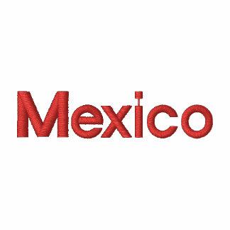 Mexico - El Tri Ladies hooded fleece top Hoodie