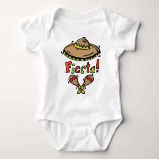 Mexico Fiesta Baby Bodysuit