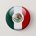 Mexico Flag 2.0 Button