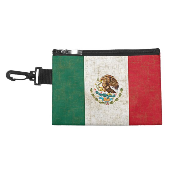 MEXICO FLAG Accessory Bag