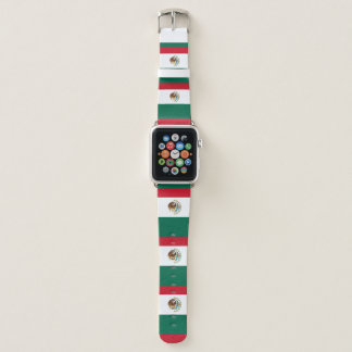 Mexico Flag Apple Watch Band