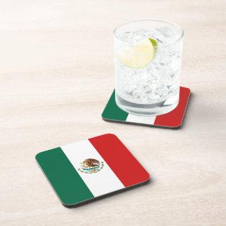 Mexico Flag Coaster