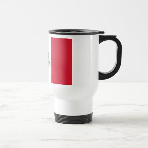 Mexico Flag Coffee Mugs
