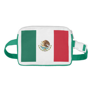 Mexico Flag Fanny Pack