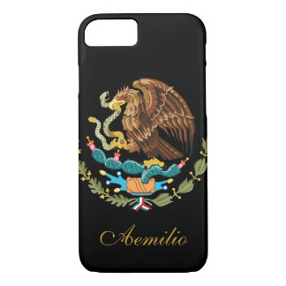 Mexico Flag iPhone 7 Case