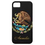Mexico Flag iPhone SE/5/5s Case