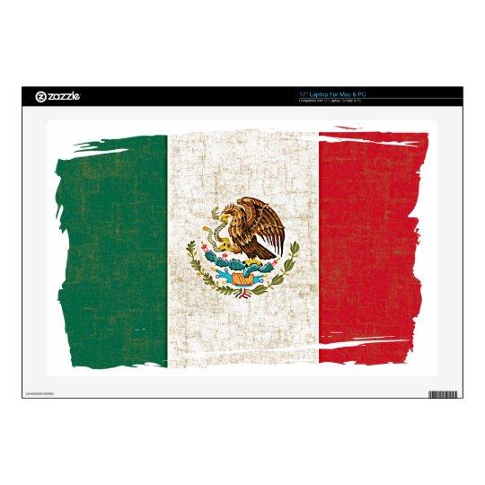 MEXICO FLAG Laptop Skin