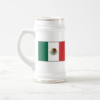 Mexico Flag ~ Map Mug