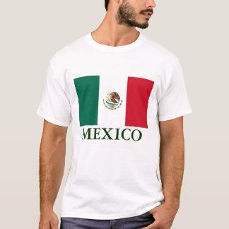 Mexico Flag Mens T-shirt