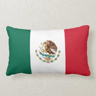 Mexico Flag Pillow