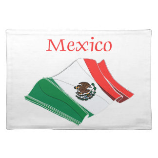 Mexico Flag Placemat