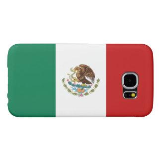 Mexico Flag Samsung Galaxy S6 Case