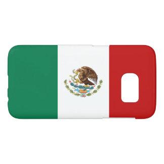 Mexico Flag Samsung Galaxy S7 Case