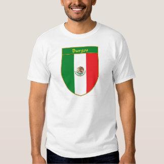 _ Mexico Flag Shield Shirt