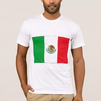 Mexico Flag T-Shirt Mexican Flag Mens T-Shirt